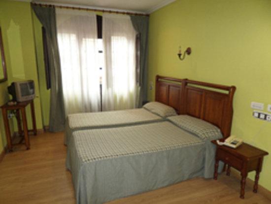 Hotel Puerto Calderon: Zona Verde