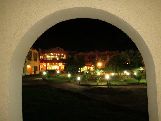 Tropitel Dahab Oasis: View from Balcony