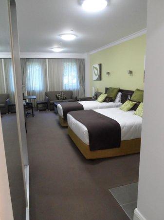 Hyde Park Inn : room
