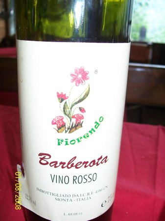 Agriturismo Fiorendo : il loro vino