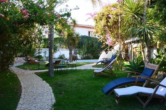 Uma Casa a Beira Sol: Hotel grounds