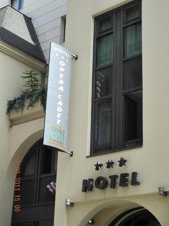 Opera Cadet Hotel: Hotel