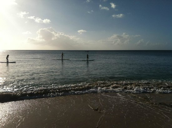 Hotel on the Cay: One of the beaches in St Croix