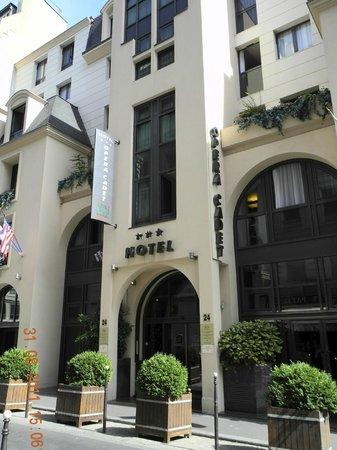 Opera Cadet Hotel : Hotel
