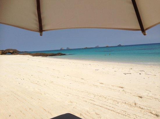 Constance Tsarabanjina: plage nord