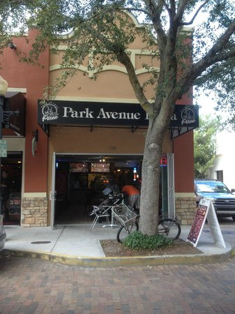 Park Avenue Pizza Incorporated