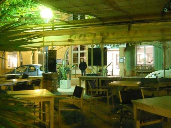 Hotel Les Palmiers Esterno