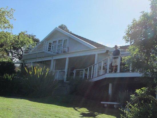 Stannards Guest Lodge: Haus