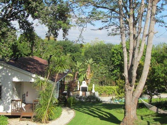 Stannards Guest Lodge: Garten