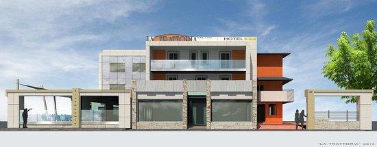 La Trattoria Ristorante: La Trattoria Hotel, Dependance, Ristorante