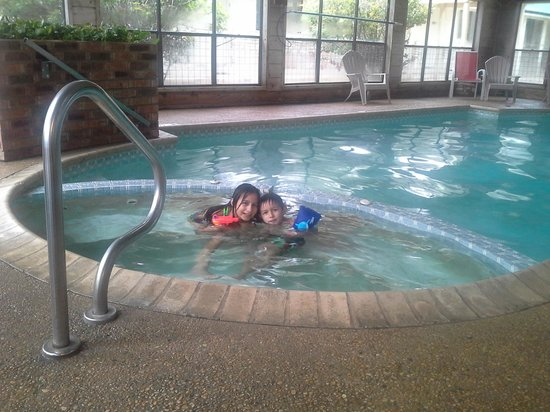 Yogi Bear's Jellystone Park Camp-Resort Hill Country: indoor pool