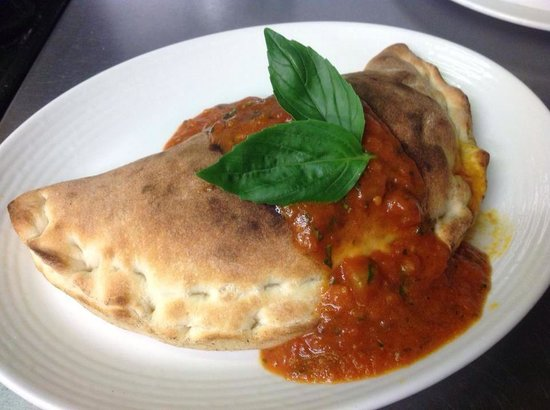 San Remo : Pizza calzone