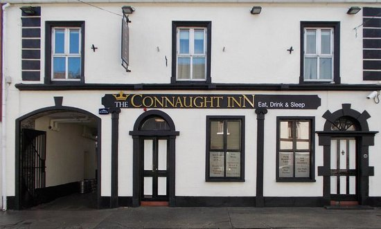 The Connaught Inn: External picture
