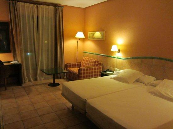 Jardin Milenio: Our room