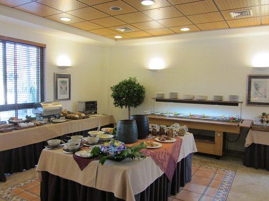 Jardin Milenio: Breakfast