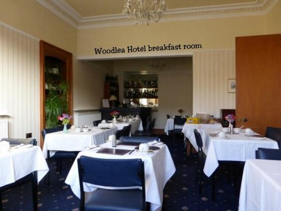 Woodlea Guest House : Breakfast room