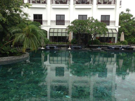 InterContinental Hanoi Westlake : Nice