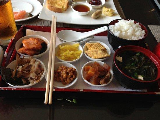 InterContinental Hanoi Westlake : Japanese breakfast
