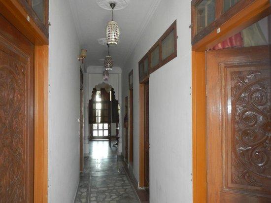 Rajputana Guest House Jaipur : Couloir