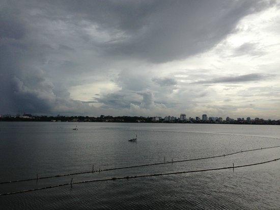 InterContinental Hanoi Westlake : After rain