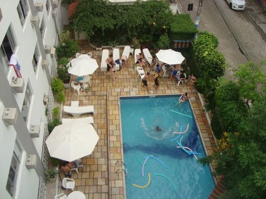 Hotel Gracher Praia: PISCINA