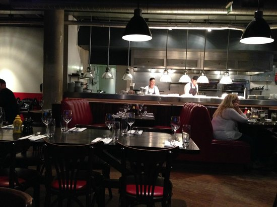 The Hoxton, Shoreditch : Hoxton Grill