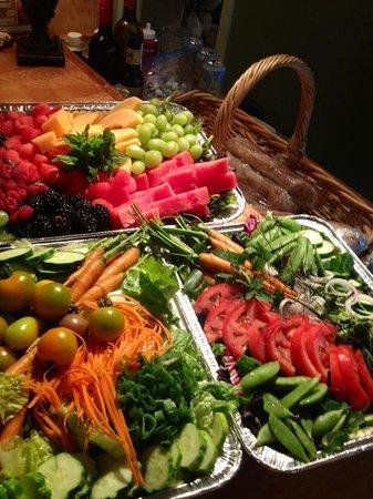 Neahkahnie Bistro: Salads