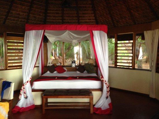 Nosy Saba Island Resort: bungalow