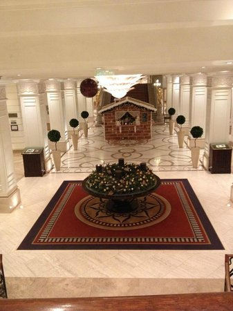 Corinthia Hotel Budapest: hall