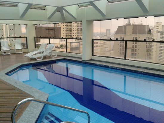 Travel Inn Park Avenue : piscina coberta