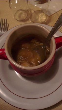 Chez M'man : potage