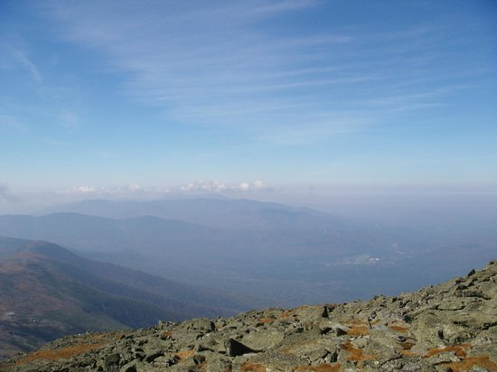 Mount Washington Observatory Weather Discovery Center: Great view