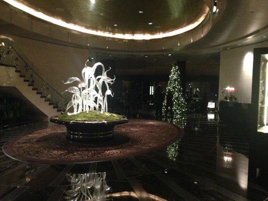 Asiate : 35th Floor Lobby