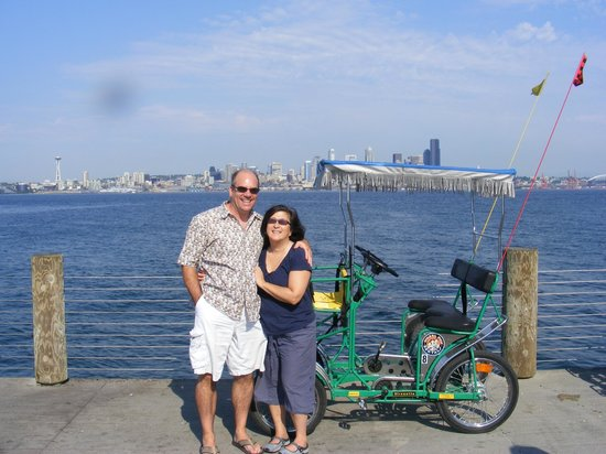 Wheel Fun Rentals: Big Smiles in Seattle