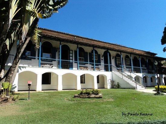 Hotel Fazenda Villa-Forte : Predio Principal