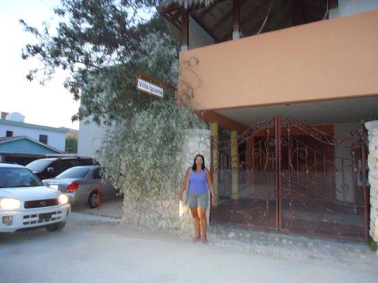 Hotel Villa Iguana: Entrada do Hotel