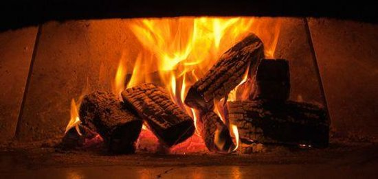 The Brick Oven: Wood Burning Oven