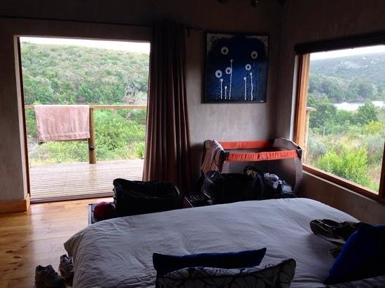 Aloe Ridge Self Catering : Waking up to this view!