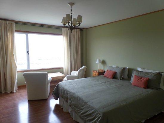 Hosteria La Estepa: Zimmer mit Aussicht