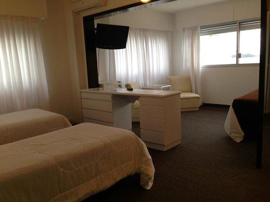 Hotel Castilla: Habitación Cuádruple