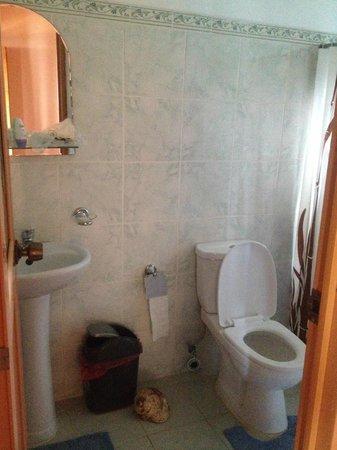 Angel Nido Resort: Bathroom