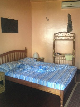 Angel Nido Resort: Our room