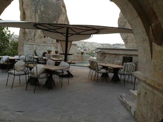 Anatolian Houses: teras