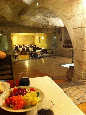 Anatolian Houses: aksam yemegı :)