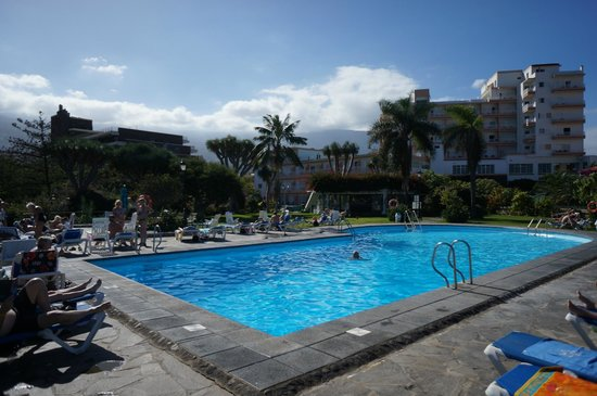 Miramar Hotel Tenerife Island : The refreshingly cold pool