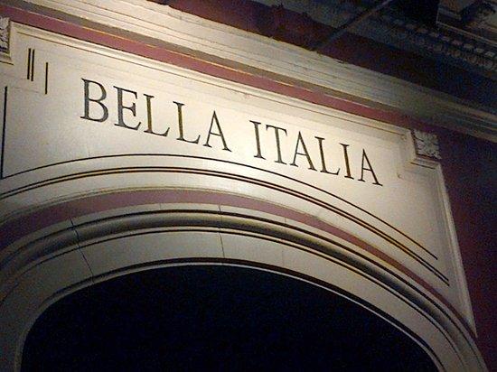 Bella Italia Ristorante: Bella Italia Palermo