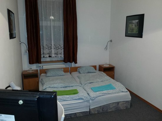 Ami Hotel: Widok na pokój hotelowy