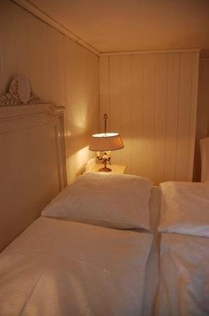 Boutique Hotel Schlüssel: Bett