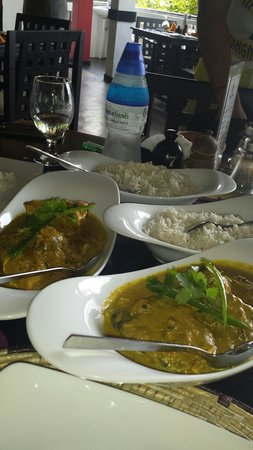Amal Restaurant : Best fish curry I tried in my life. Sri lankan style curry.