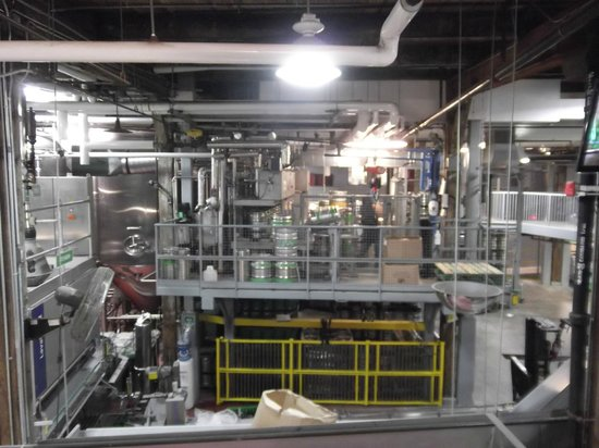 Steam Whistle Brewery: Tour